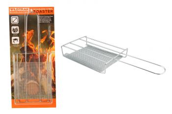 CAMP TOASTER STAINLESS STEEL 30 x 11.5 x 3.5CM