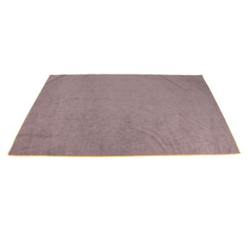 CAMP TOWEL LARGE 130X80CM QUICK DRY IN BAG