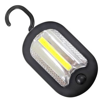 LED LIGHT MAGNET AND HOOK DISPLAY 300L WITH BATTERIES
