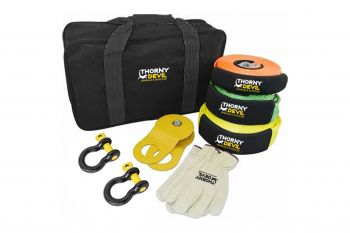 Thorny Devil 8 Piece Recovery Kit 8t Snatch And Accessories