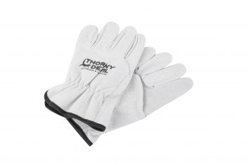 Gibson Heavy Duty Leather Recovery Gloves